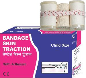 Skin Traction Bandage