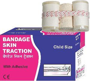 Skin Traction Bandage