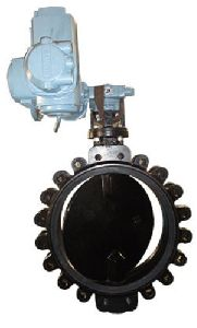 Offset Disc Butterfly Valve