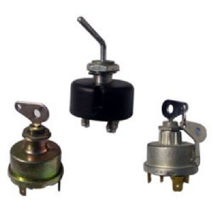 Dc Heater Starter Switches