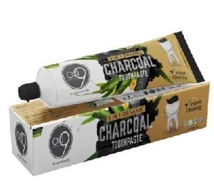 9 in 1 Organic Charcoal Toothpaste