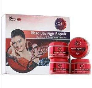Age Repair Blueberry & Grape Wine Facial Kit