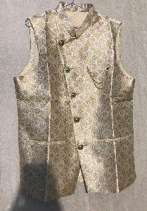 Mens Printed Waistcoat