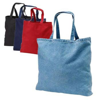Cotton Printed Shopping Bag