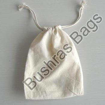 Cotton Dust Cover Bag