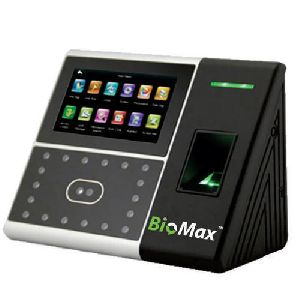 Biomax Biometric Attendance Machine