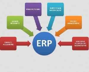 ERP Software Development Service