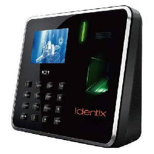 Identix Biometric Attendance Machine