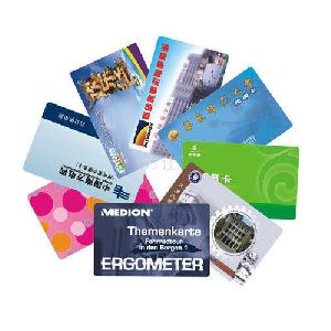 PVC Card Printing Services