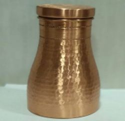 1 Liter Copper Sugar Pot