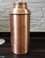 Copper Bisleri Bottle