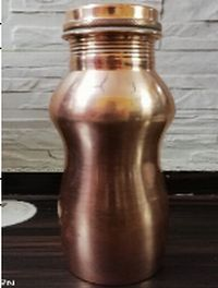 Copper Extra Curved Bottle