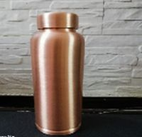 Copper Milton Bottle