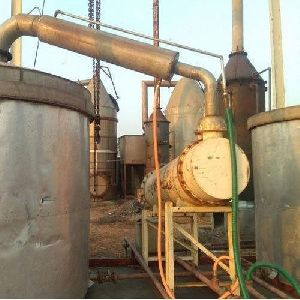 Aromatic Oil Distillation Plant