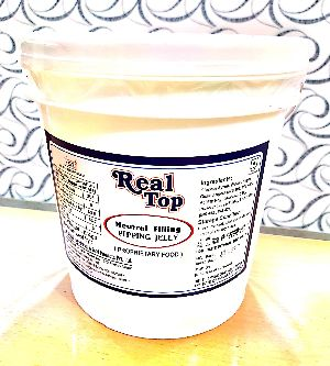 Real Top  Piping Jelly Flavoured Filling
