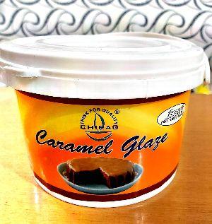 Caramel Flavoured Glaze