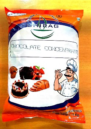 Chocolate Concentrate Egg Free Cake Mix