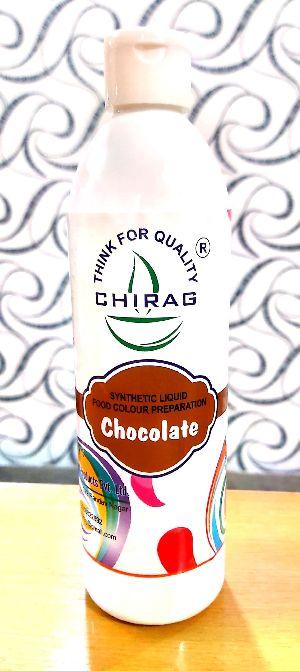 Chocolate Liquid Food Color