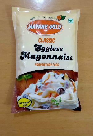 Classic Eggless Mayonnaise