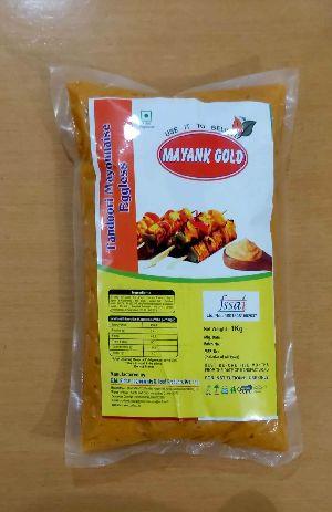 Eggless Tandoori Mayonnaise