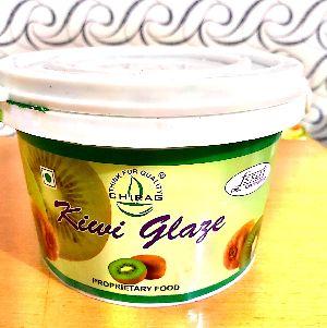 Kiwi Flavoured Glaze