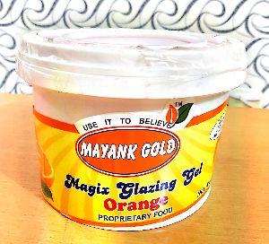 Orange Megic Glazing Gel