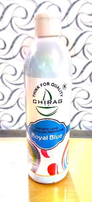 Royal Blue Liquid Food Color