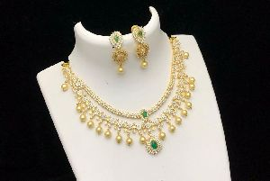 Semi Bridal Jewellery Set