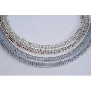 pvc wire braided hose