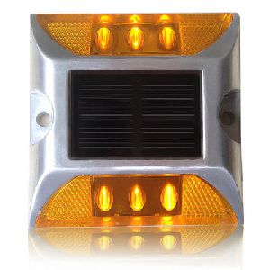 Solar Road Safety Studs