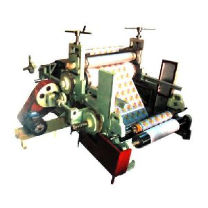 Paper Embossing Machine
