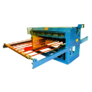 Paper Reel Sheet Cutting Machine