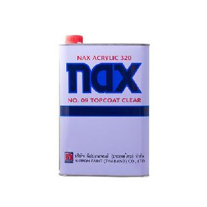 Nax Top Coat Clear