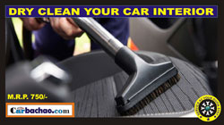 Car Interior Dry Cleaning Service