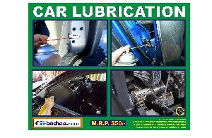 Car Lubrication Service