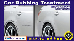 Car Rubbing Polishing Services