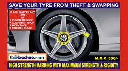 Car Tyre ID Service