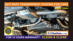 Car Underbody Transparent Coatings Services