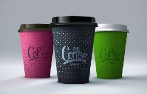 Colourful Paper Cup