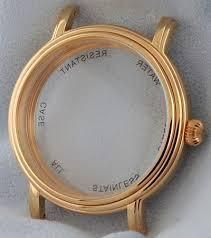 Brass Fancy Watch Case