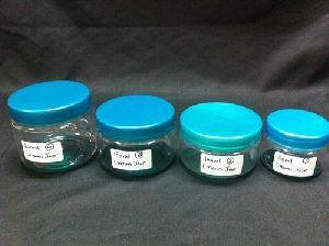 Cosmetic PET Jars