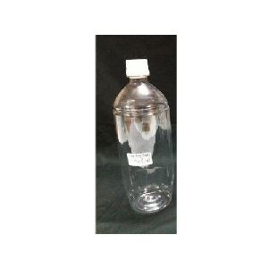 Plain PET Bottles