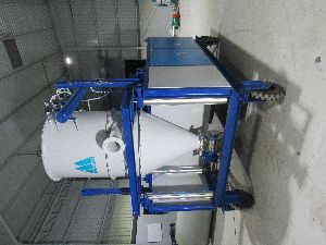 pneumatic conveyor for cement industries