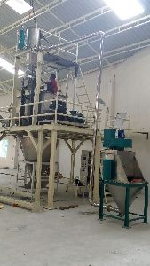 pneumatic conveyor for chemical industries