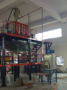 pneumatic conveyor for industrial application
