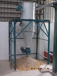 pneumatic transfer system for powder