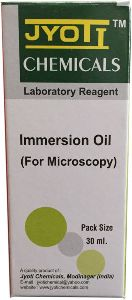 Immersion Oil
