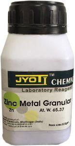 Zinc Metal Granular