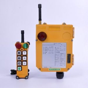 Wireless Radio Remote Crane Control