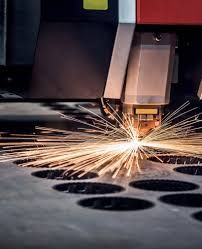 Laser Cutting and Bending Service